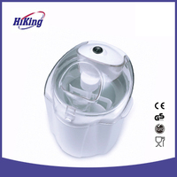 1.0L capacity ice-cream/frozen yogurt/sherbet gellant sherbet& ice maker