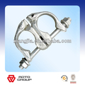 High quantity and factory price Scaffold BritishDrop Forged Swivel Coupler 48.3mm/0.97mm