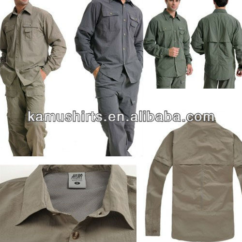 L/S Outdoor/Fishing <strong>Shirt</strong> Mens vented camp <strong>shirts</strong> Casual sports <strong>shirts</strong>