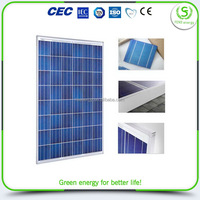 High technology direct sale 100w pv cell solar panel