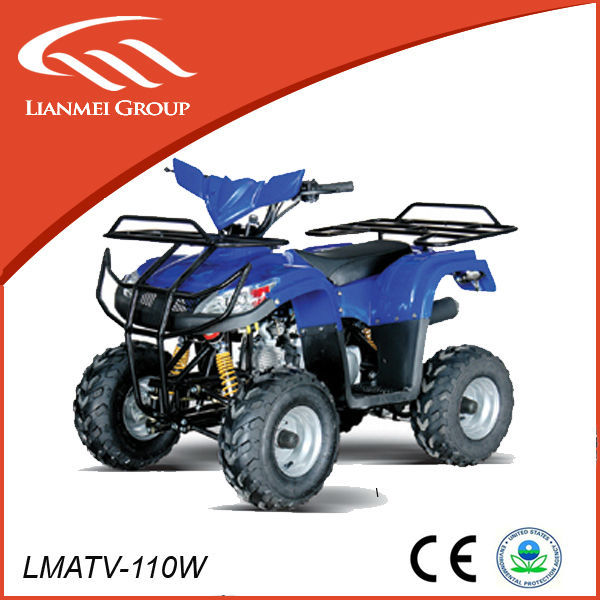 best design for automatic 110cc atv with cool looking and CE/EPA approved made in china