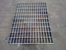 galvanized open mesh steel flooring/ galvanized steel mesh galvanized iron grate/ galvanized walkway grating