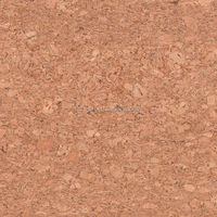 natural cork leather sheet for cork shoes accessories