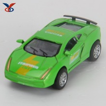Alloy die cast model car in 1:64 scale