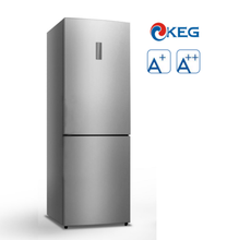 300L Home Refrigerator No Frost Bottom Freezer Double Door Fridge