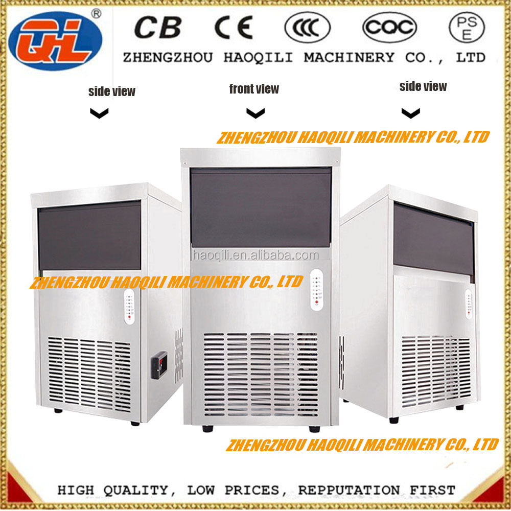 Big Industrial Commercial Ice Maker Machine Ice Cube Maker