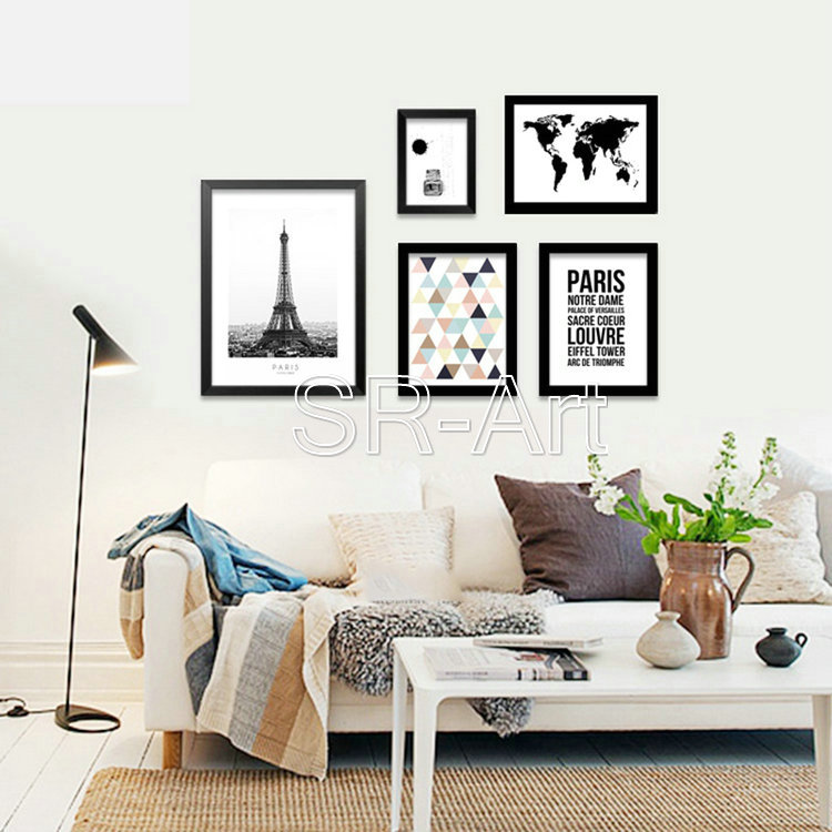 Digital Print Canvas Frame Wall Pictures Art For Living Room Decoration Canvas Painting