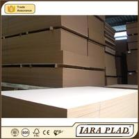 2016 high quality mdf board price made in China