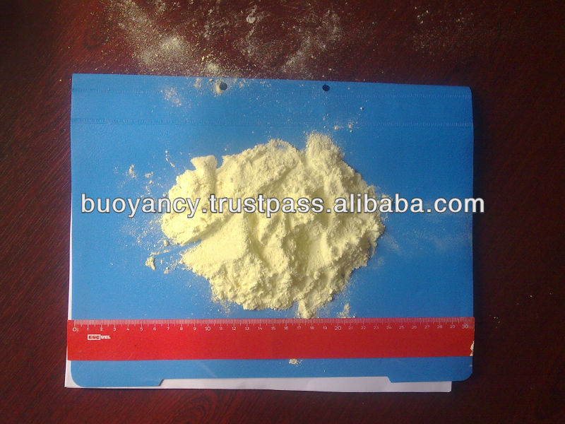 powder sulfur