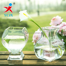Wholesale High Quality Clear Decorative Glass Vase / New Glass Fish Bowl