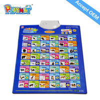 2015 new wholesale educational toy computers educational wall charts Safe non-toxic Accepted OEM