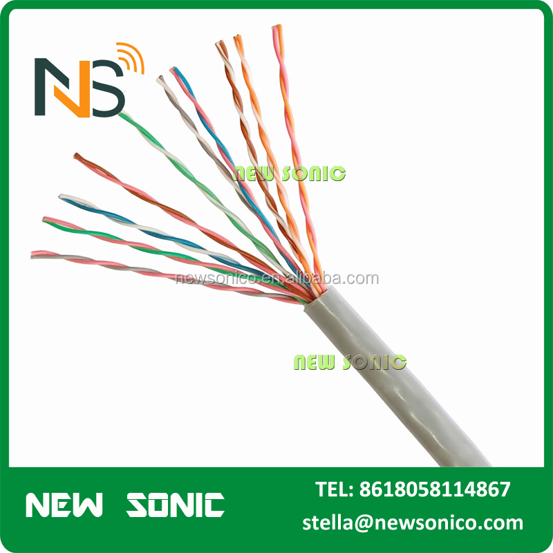 China Suplier 100% Fluke Test Lan Cable Cat5 Cat5e Cat6 Cat6a Cat7 Cable1 Meter UTP Cat.5e Patch Cable 1m 2m 5m AMP Cat6 Patch C