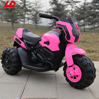 MOQ 1 Piece Ride On Battery Power Big Wheels Kids Motorcycle Price