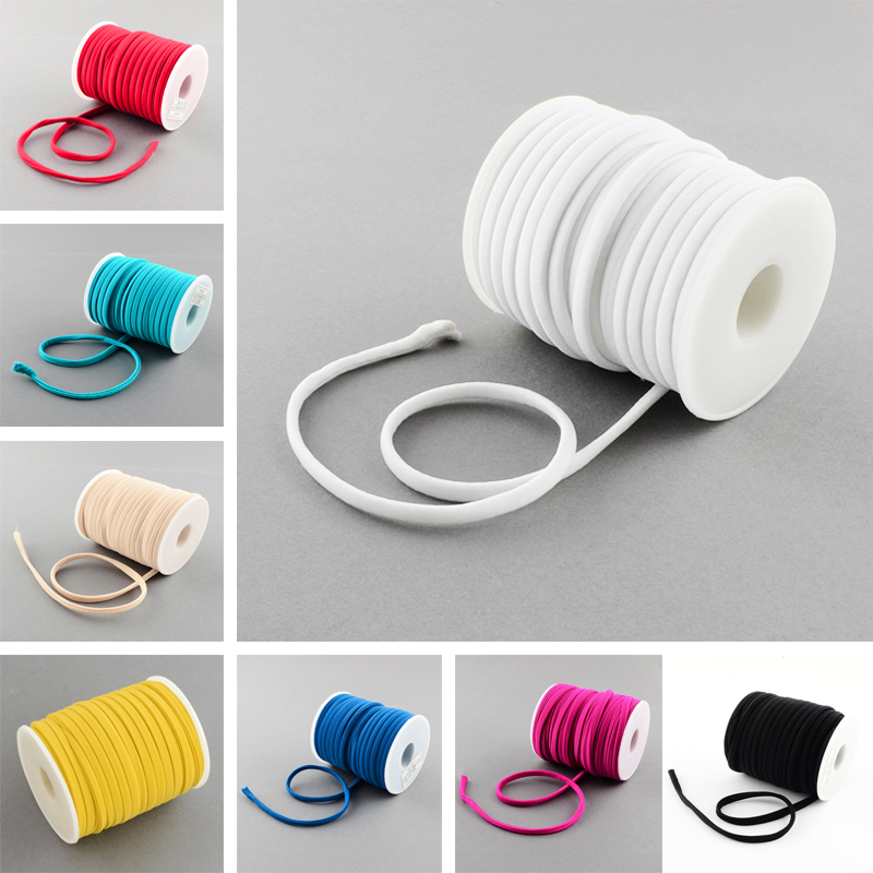 Top quality hot-sale twisted nylon cord with barb metal end