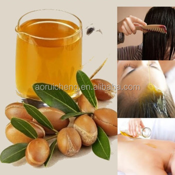 100% Natural Pure Hair Straightener Argan Oil Price Lower