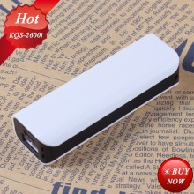 mobile power 2600mah powerbank