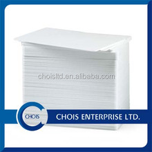 CR80 Plastic White Blank PVC Card for Card Printer Printing