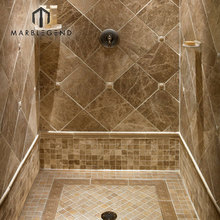 best price house decorative material turkish emperador light marble