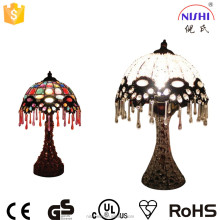 Unique style moroccan table lamp acrylic iron table lamp NS-124059