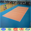 Customized Indoor Sports Flooring 4.5MM Indoor Pvc Vinly Volleyball Sports Floors