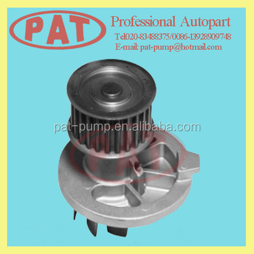 genuine water pump 6132200011 1334139 90444359 24409355 for Chevrolet Captiva/Daewoo Leganza/Nubira/Tacuma/Opel Antara/Astra