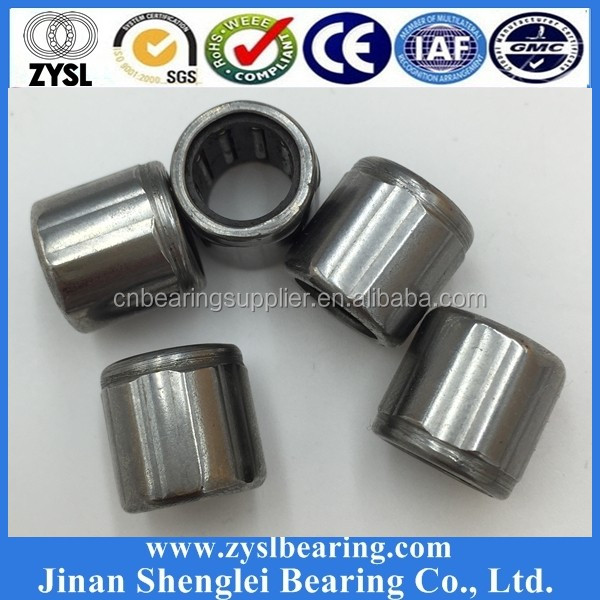 High precision low price 6x10x12mm HF Bearing Fishing Reel Steel drawn cup one-way needle roller bearing HF0612