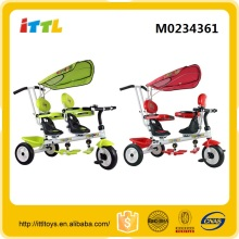 High quality cheap price twin baby tricycle for sale