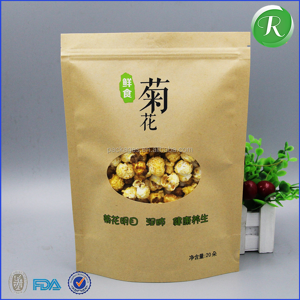 made in China milk powder bags/kraft paper bags for food/plastic food package