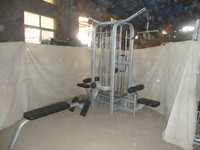 Multi indoor Jungle gym 4 Stacks----Super Gym Equipment