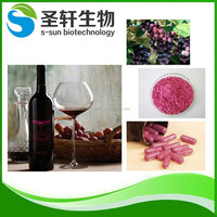 Red wine polyphenols resveratrol Exracted from Red Wine
