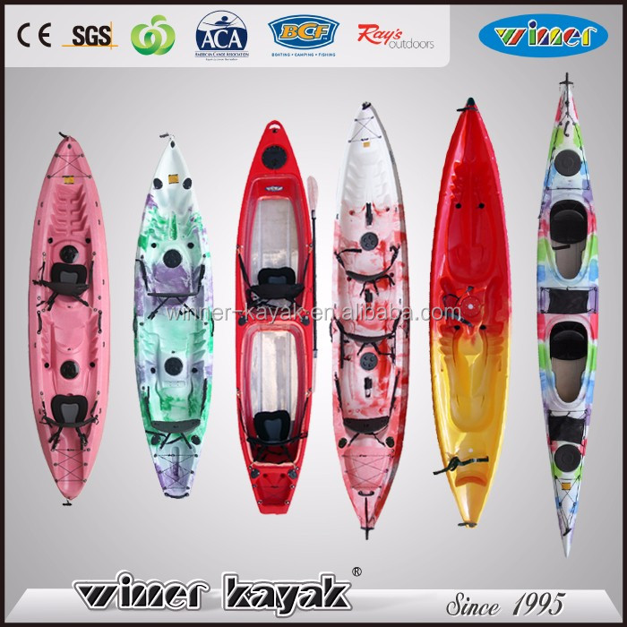 Two Persons Double Kayak For Happy Life