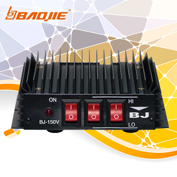 BAOJIE BJ-150V VHF Linear Power Amplifier 100W