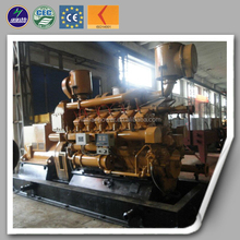 synchronous generator efficiency power plant engine natural gas genrator