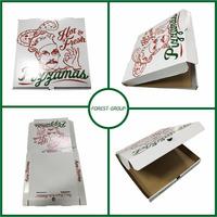 BEST PRICE GREEN RECYCLABLE CORRUGATED CARTON BOX CARTON PIZZA BOX