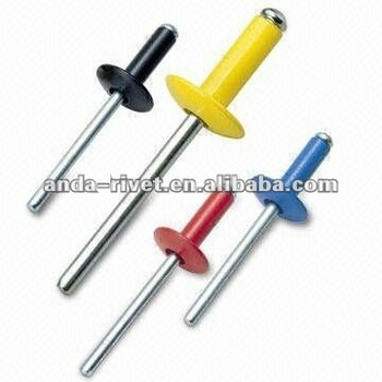 Color Aluminium Blind Rivet