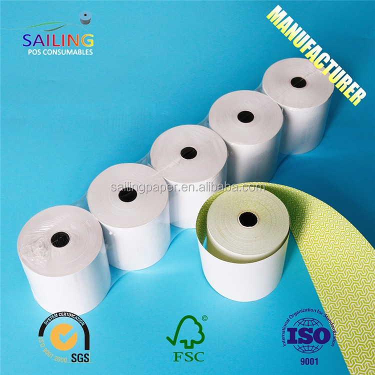 Factory price for thermal paper 80x80mm 57x50mm with premium quality