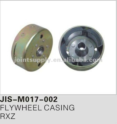 Motorcycle spare parts and accessories motorcycle flywheel casing for RXZ