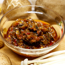 Restaurant instant sauce delicious mushroom natural chili sauce