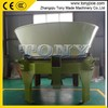 Energy saving corn stalk shredder/oat straw hale chopper price/wheat straw heap crusher