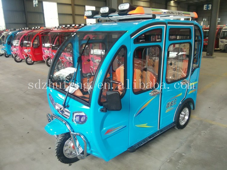 Approved long range private electric micro car