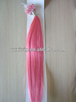 pink/red/blue micro ring loop/micro link ring high quality