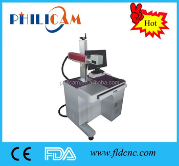 High speed cnc metal no-metal 10w 20w 30w fiber laser marking engraving machine price