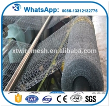 China anping PVC coated Galvanized hexagonal woven wire mesh 3*1*1m double twist gabion box price, gabion basket box supplier