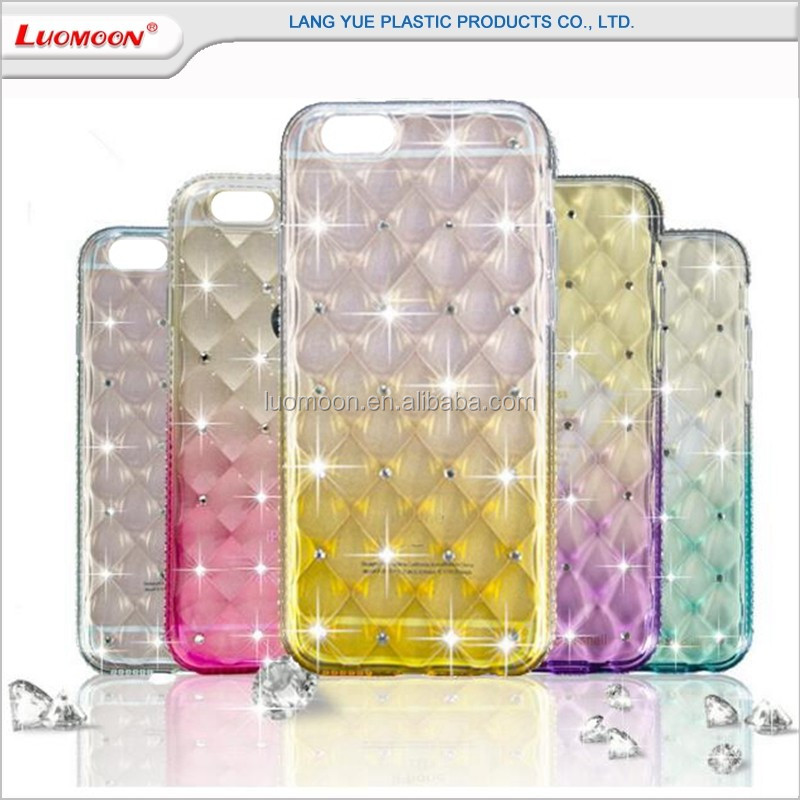 crystal diamond luxury phone case for iphone for samsung galaxy s note 2 3 4 5 6 7 8 edge plus cover
