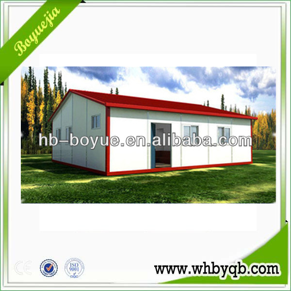 Fast and easy construction prefabicated modern modular house
