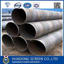 High Reputation Stainless Steel Well Casing/Spiral Pipe/Water Flowing Pipe For Water Treatment