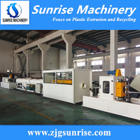 Plastic Hard PVC Pipe Making Machine / PVC Pipe Production Line / Pipe Equipment