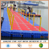 Favorites floating cube/Compare plastic floating docks / pontoons made in China