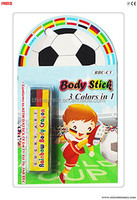 Promotional euro 2016 Sports Face Paint For Footbal Fan and Olympic Games Non toxic