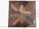 American Black Walnut Parquet Wood Flooring flower parquet